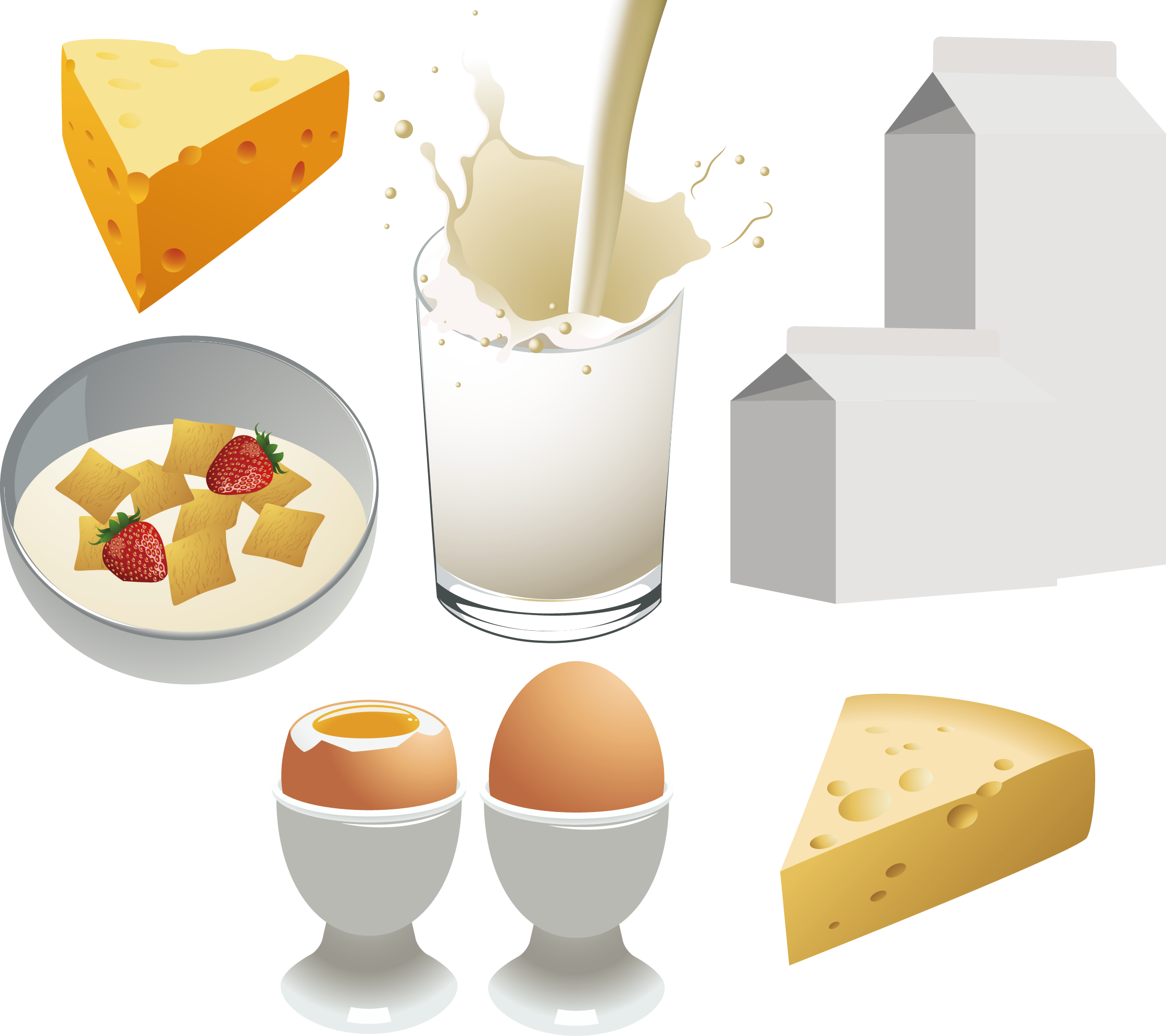 Milk clipart milk food. Breakfast dairy product clip