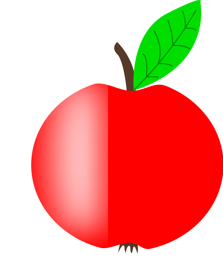 Free pictures download clip. Milk clipart apple