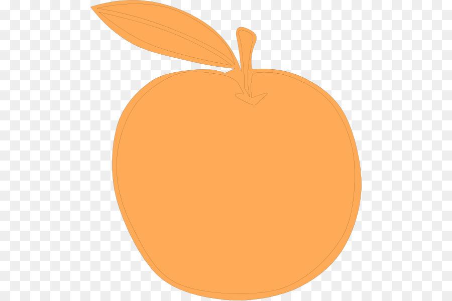 Apples cartoon food transparent. Peach clipart orange apple