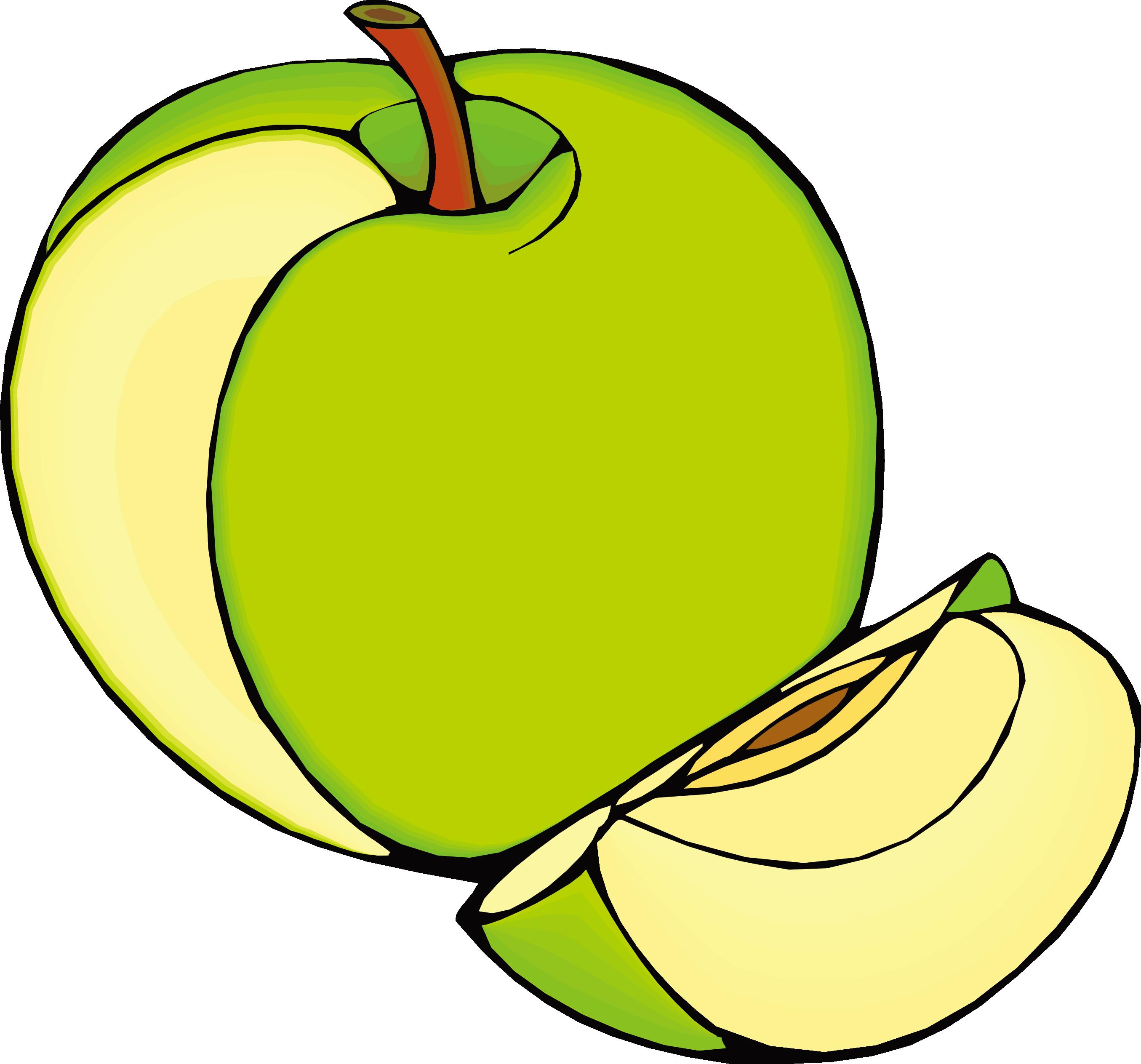 Et lxe gumes vegetable. Fruits clipart green fruit