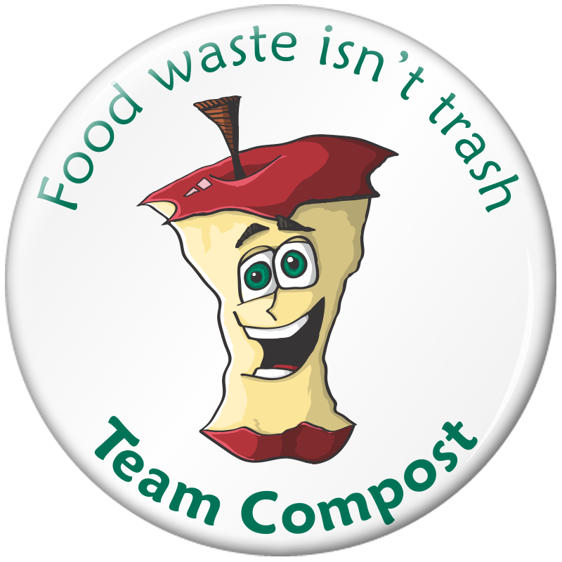 Clipart apples waste. Food isn t trash