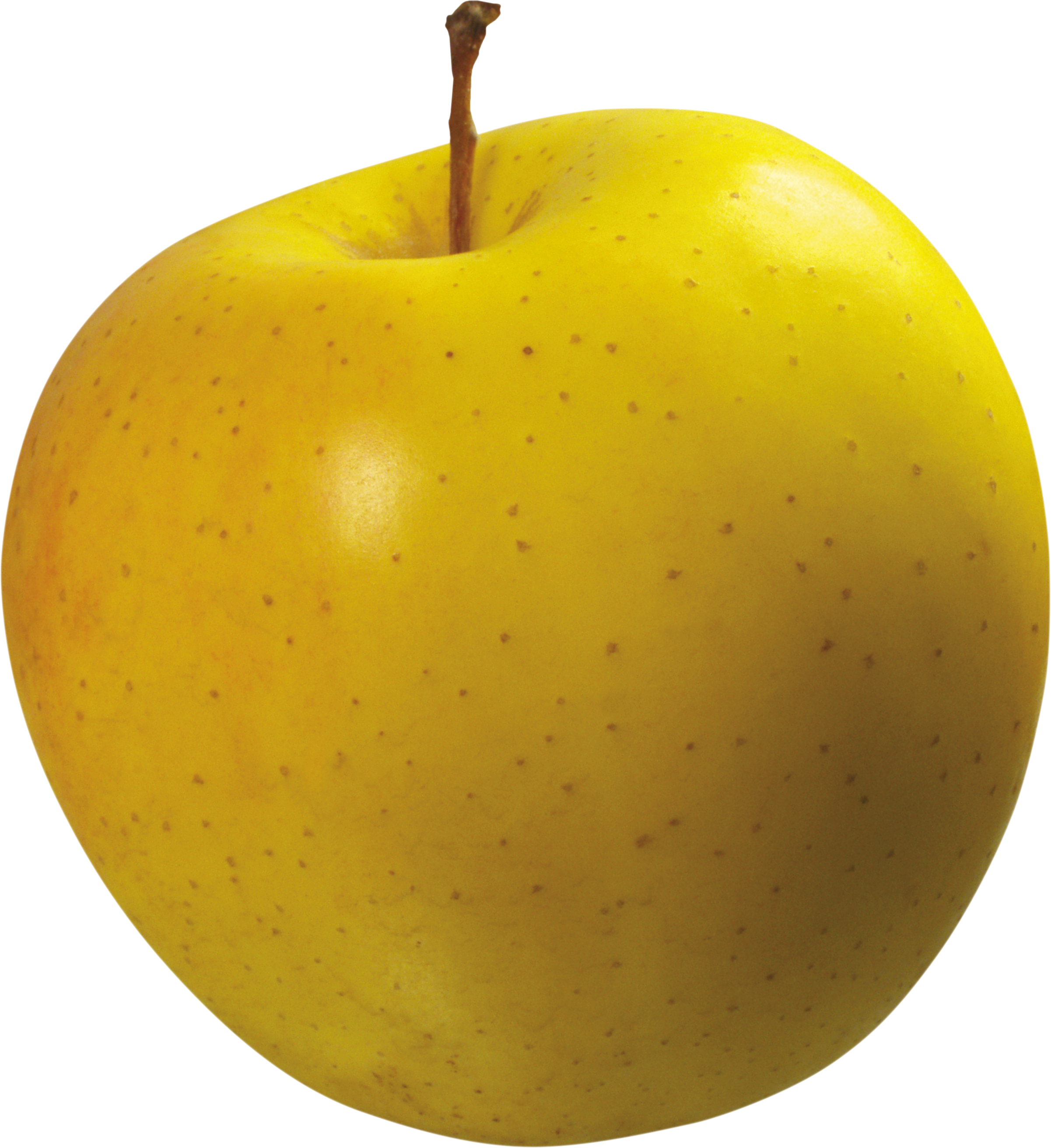 Yellow apple png image. Pear clipart five