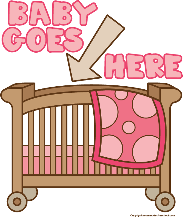 Baby shower click to. Furniture clipart preschool