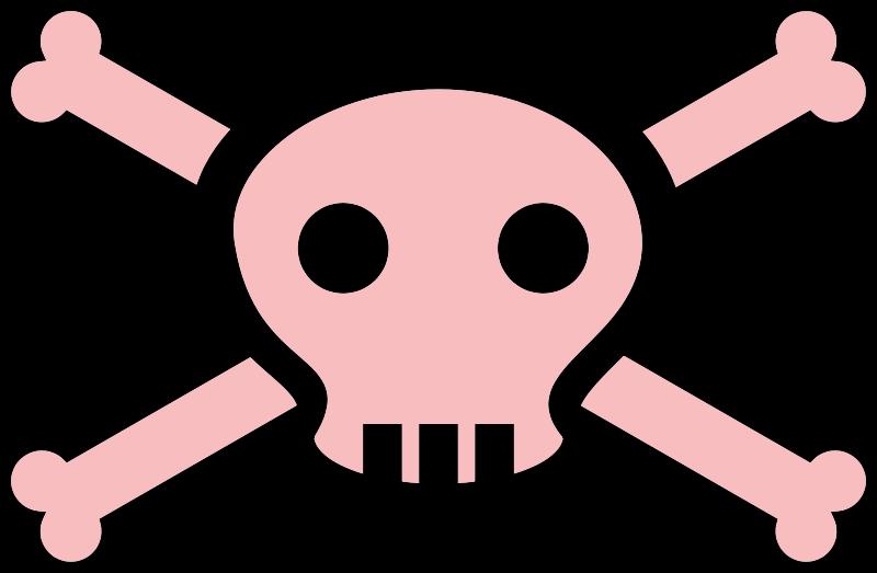 Clipart pig skull. And bones at getdrawings