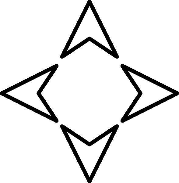 Plain direction clip art. Clipart arrows filigree