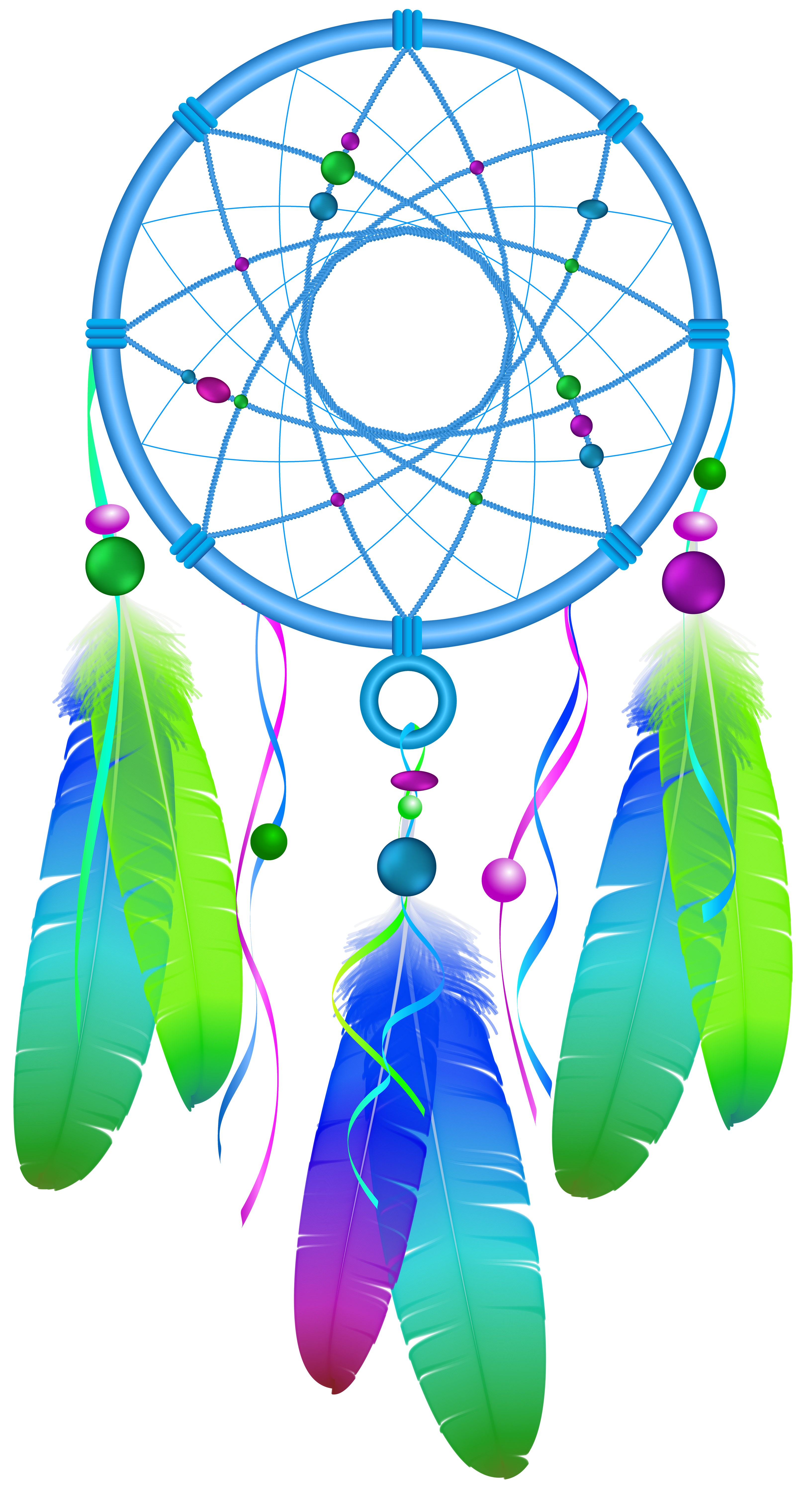 collection of clipart. Dream catcher vector png