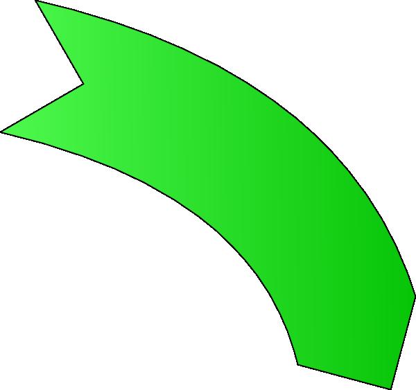Clipart arrow family. Dark green clip art