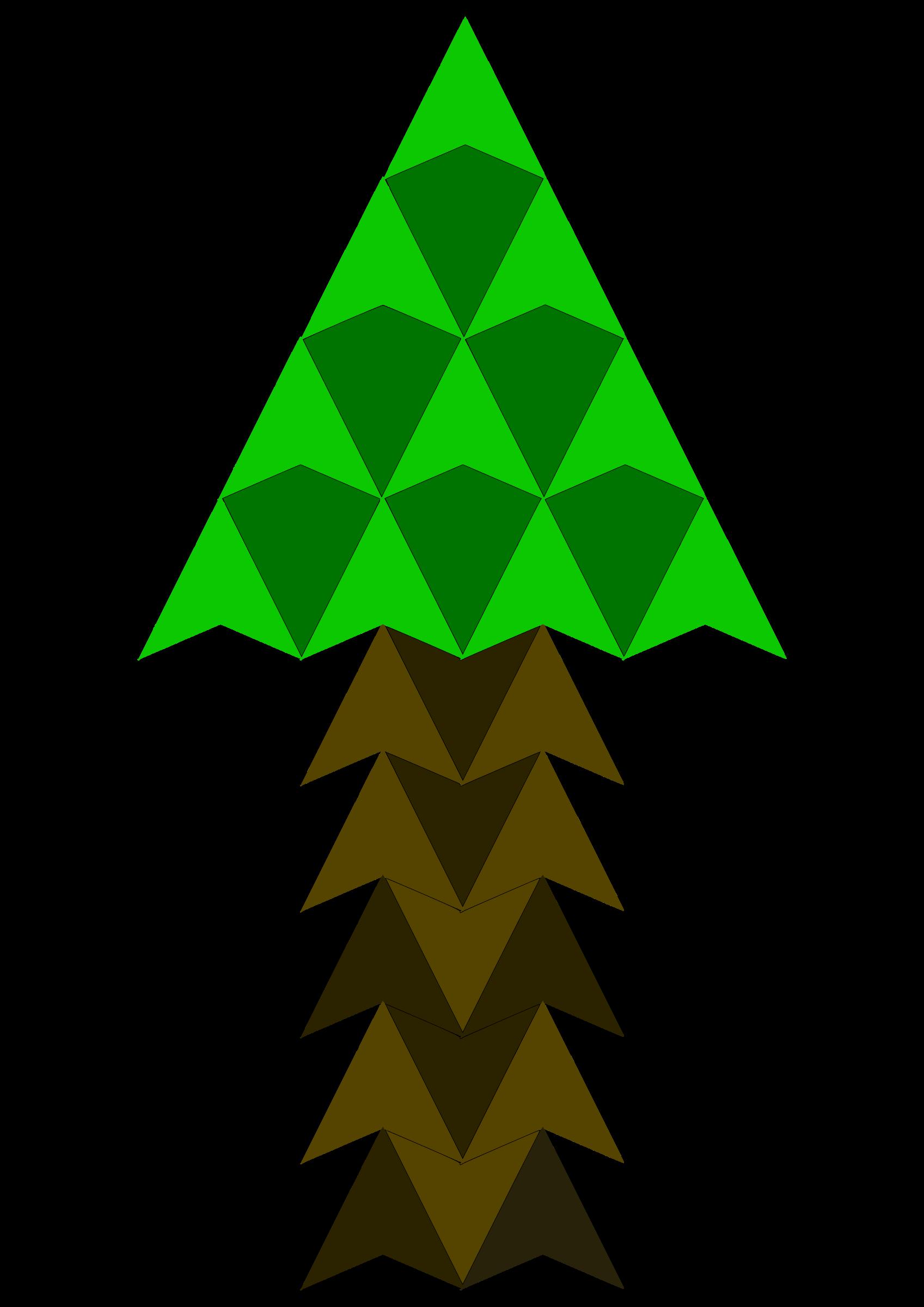 Tree. Clipart arrow family
