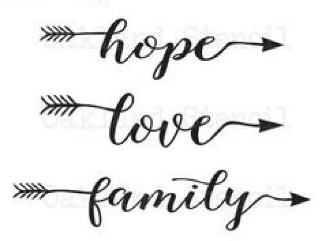 Clipart arrow family. Free download clip art