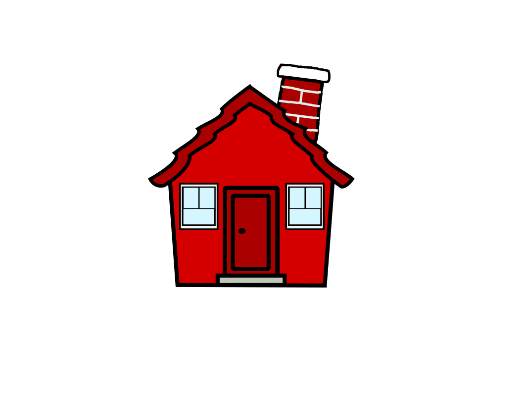 Clipart arrow farmhouse.  erstaunlich red cliparthouseredcolor