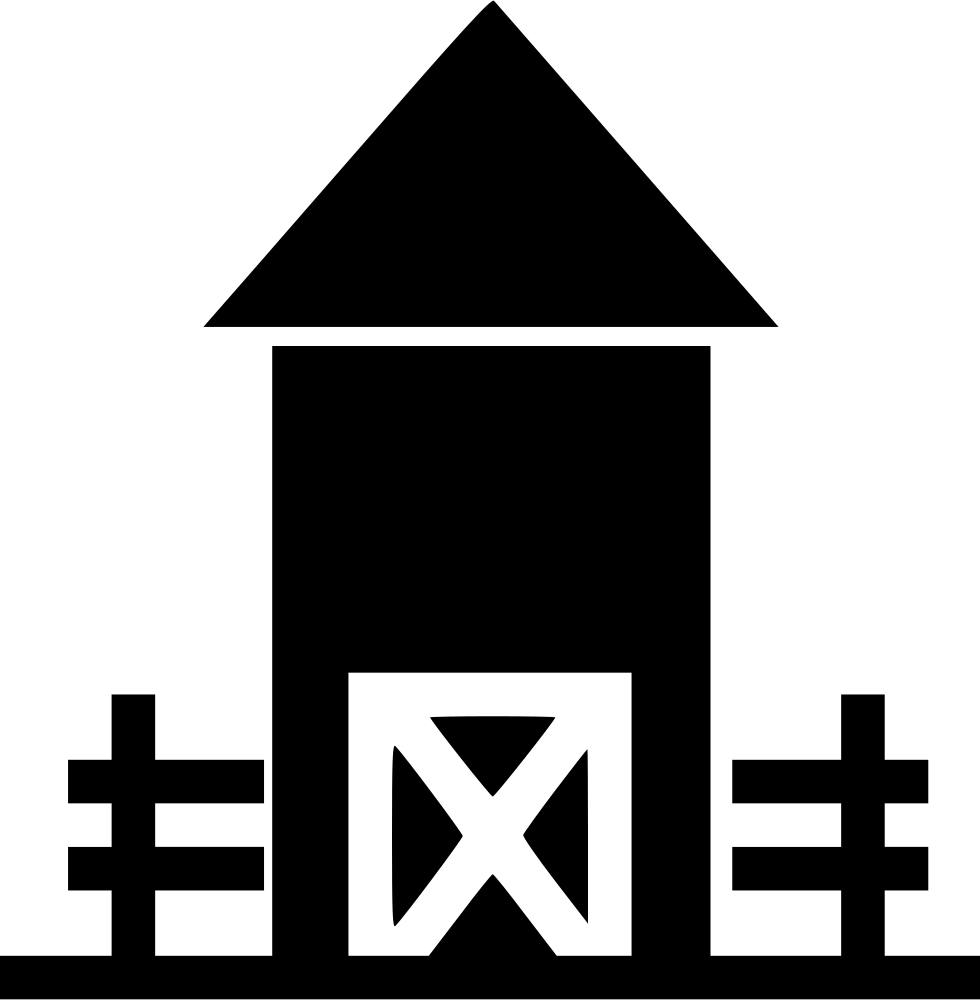 Svg png icon free. Clipart arrow farmhouse