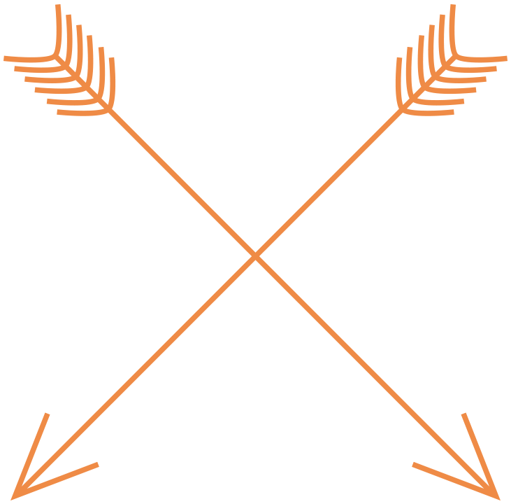 Clipart arrows tribal.  collection of arrow