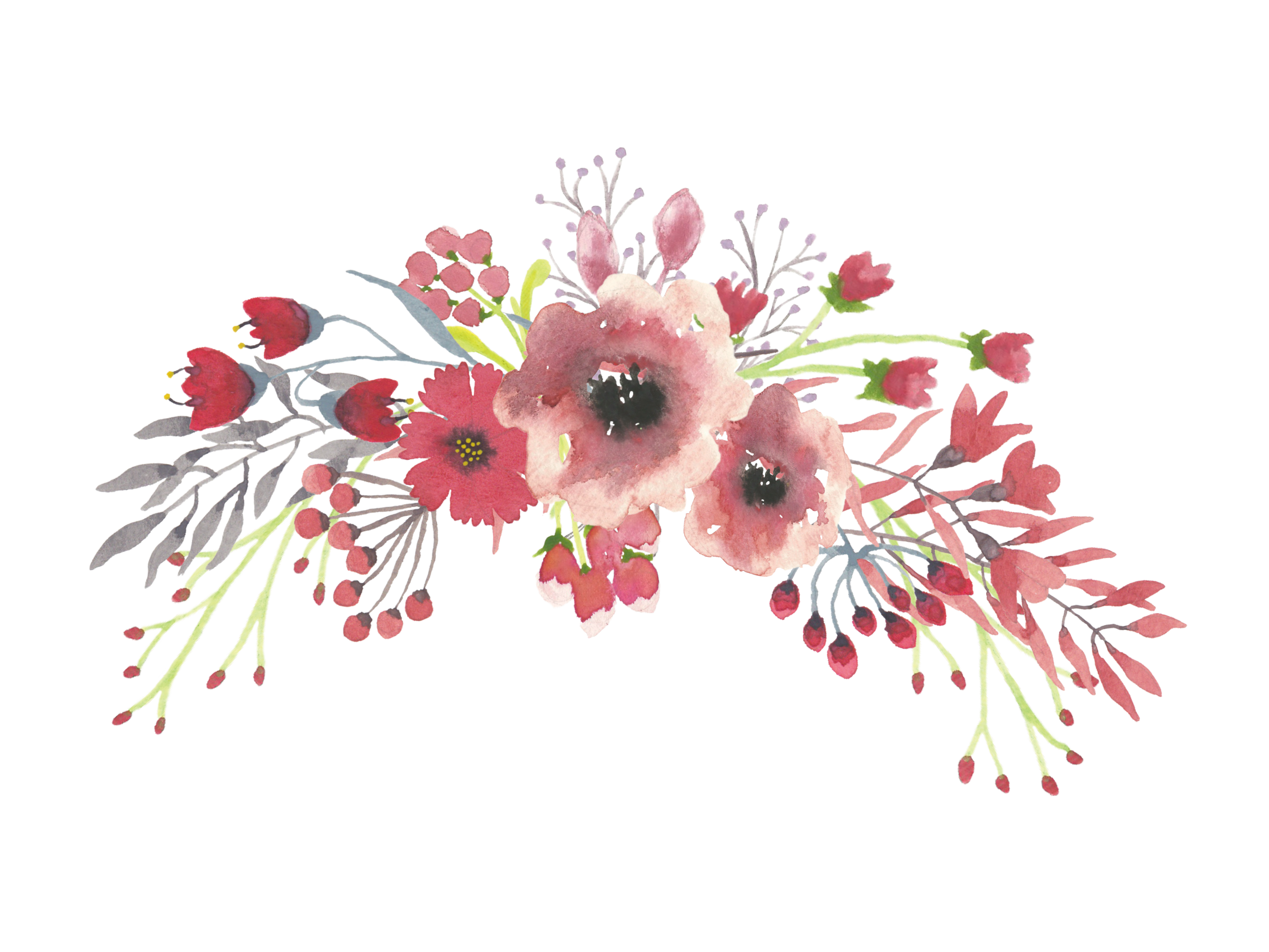 Www freeprettythingsforyou com wp. Heart clipart bouquet