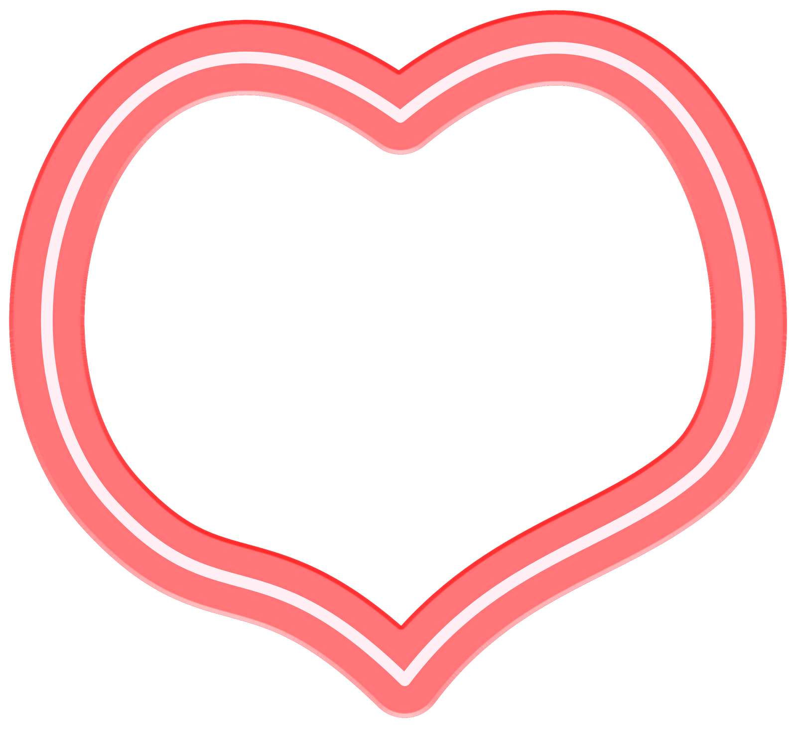 Golf clipart heart. Frame transparent png pictures