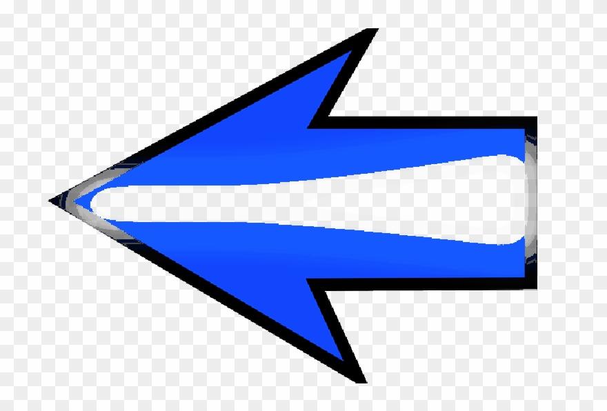 Future clipart future direction. Left blue arrow