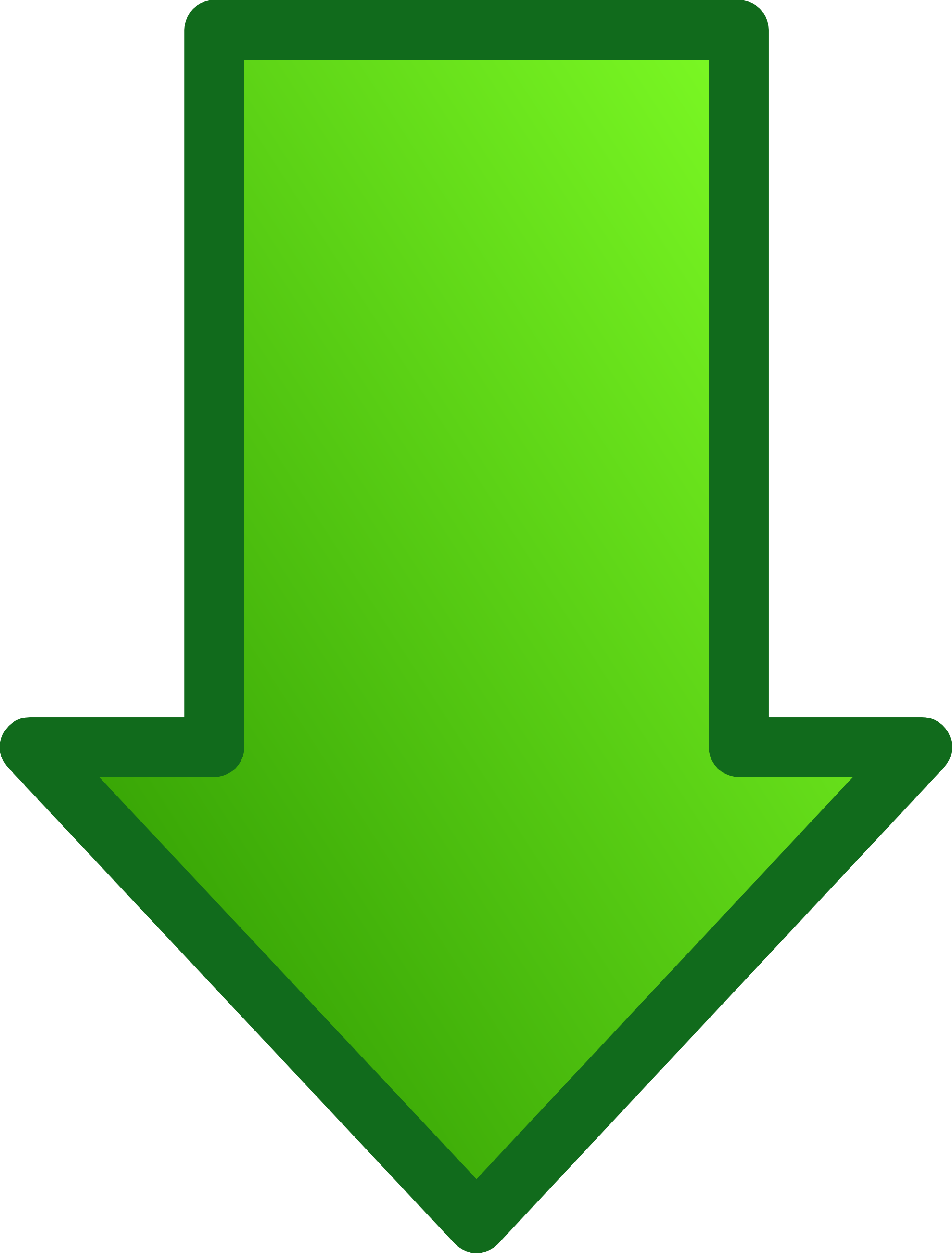 Pathway clipart direction. Green arrow png mart