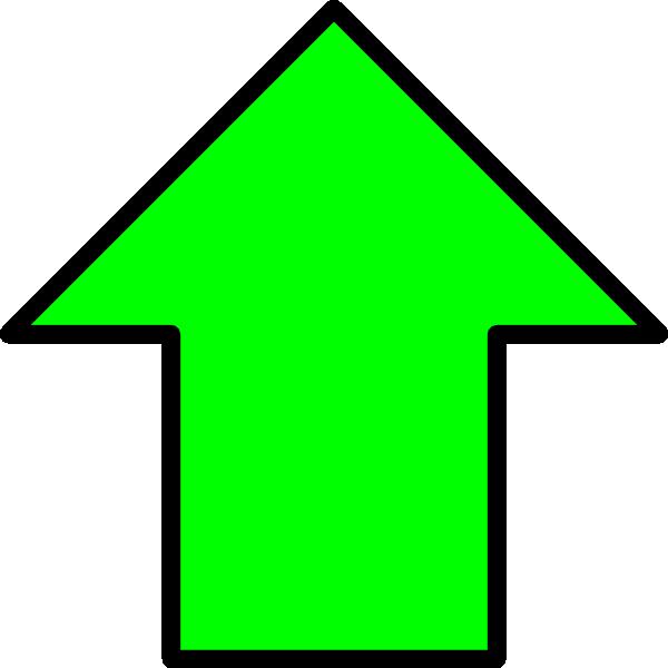 Up arrow transparent png. Clipart arrows growth