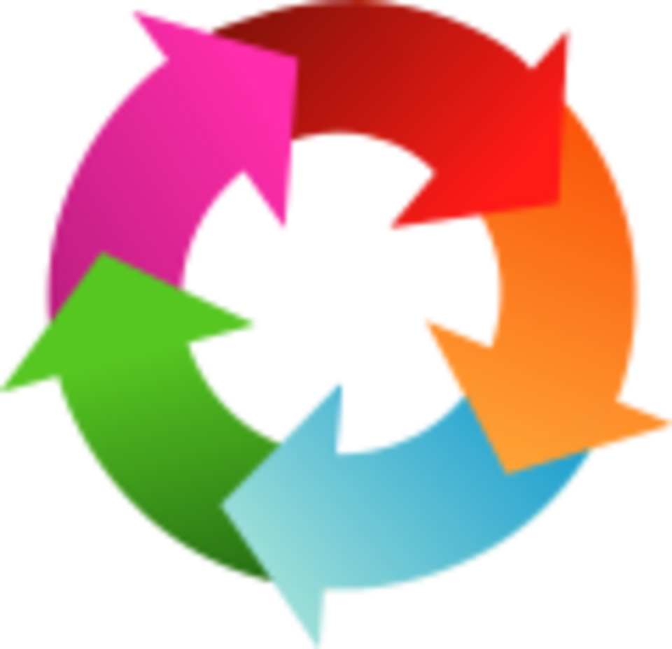Cycle clipart circular. Get your agile software