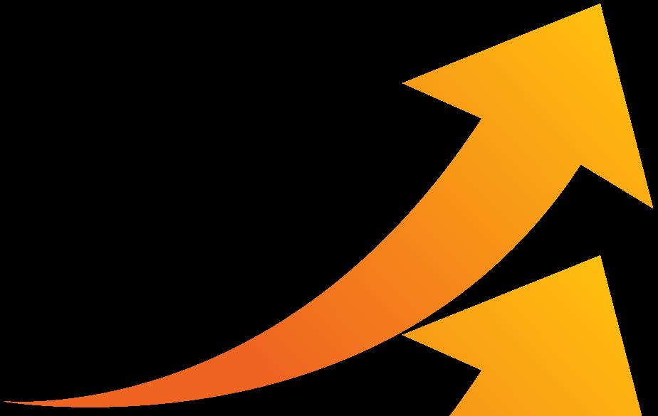 Clipart arrows growth. Resume li yilang peng