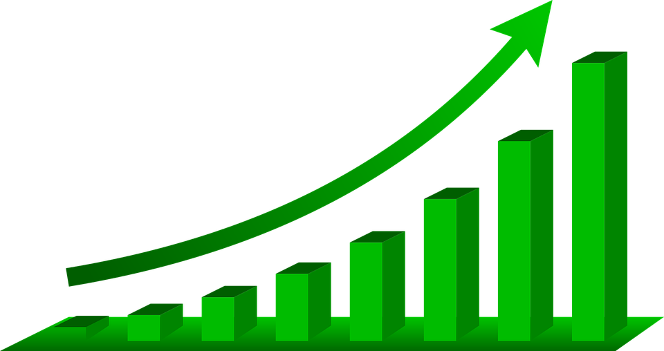 graph clipart revenue