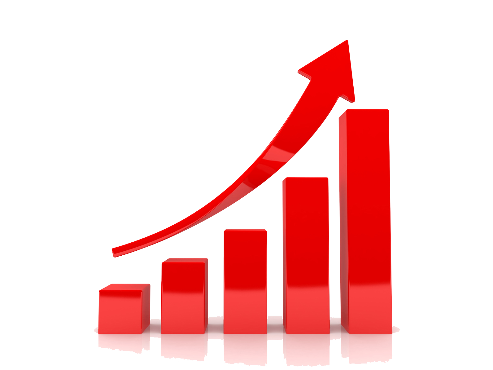 Business chart png transparent. Clipart arrows growth