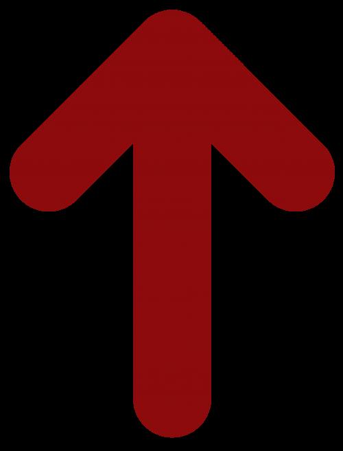 Arrows maroon