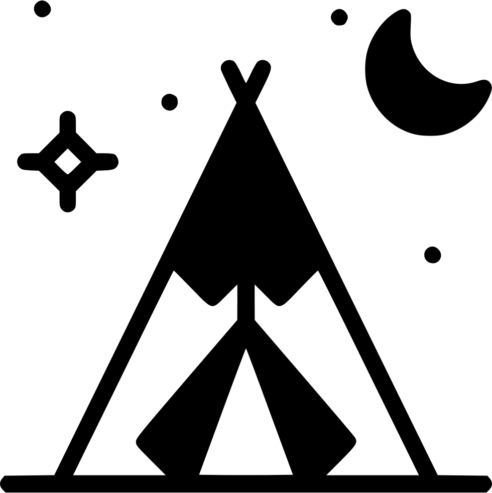 Clipart tent triangle object. Native american svg png