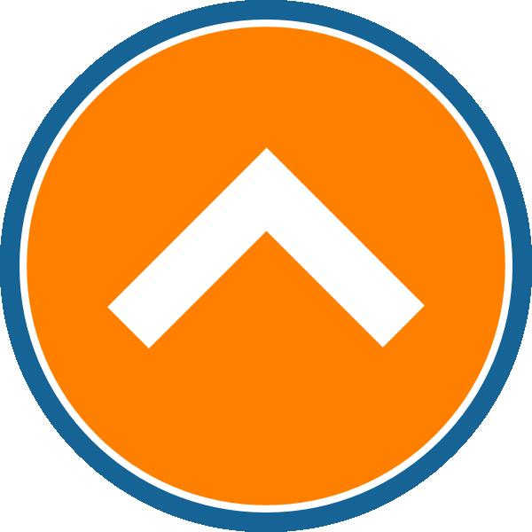 Clipart arrow orange. Clip art at clker