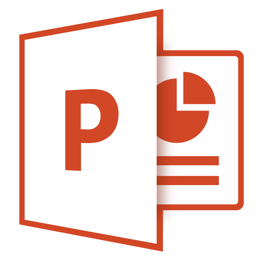 Microsoft icon free icons. Pc clipart powerpoint