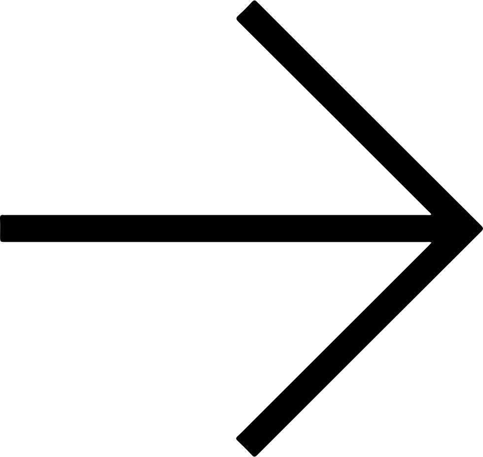 Arrow svg png icon. Clipart arrows primitive