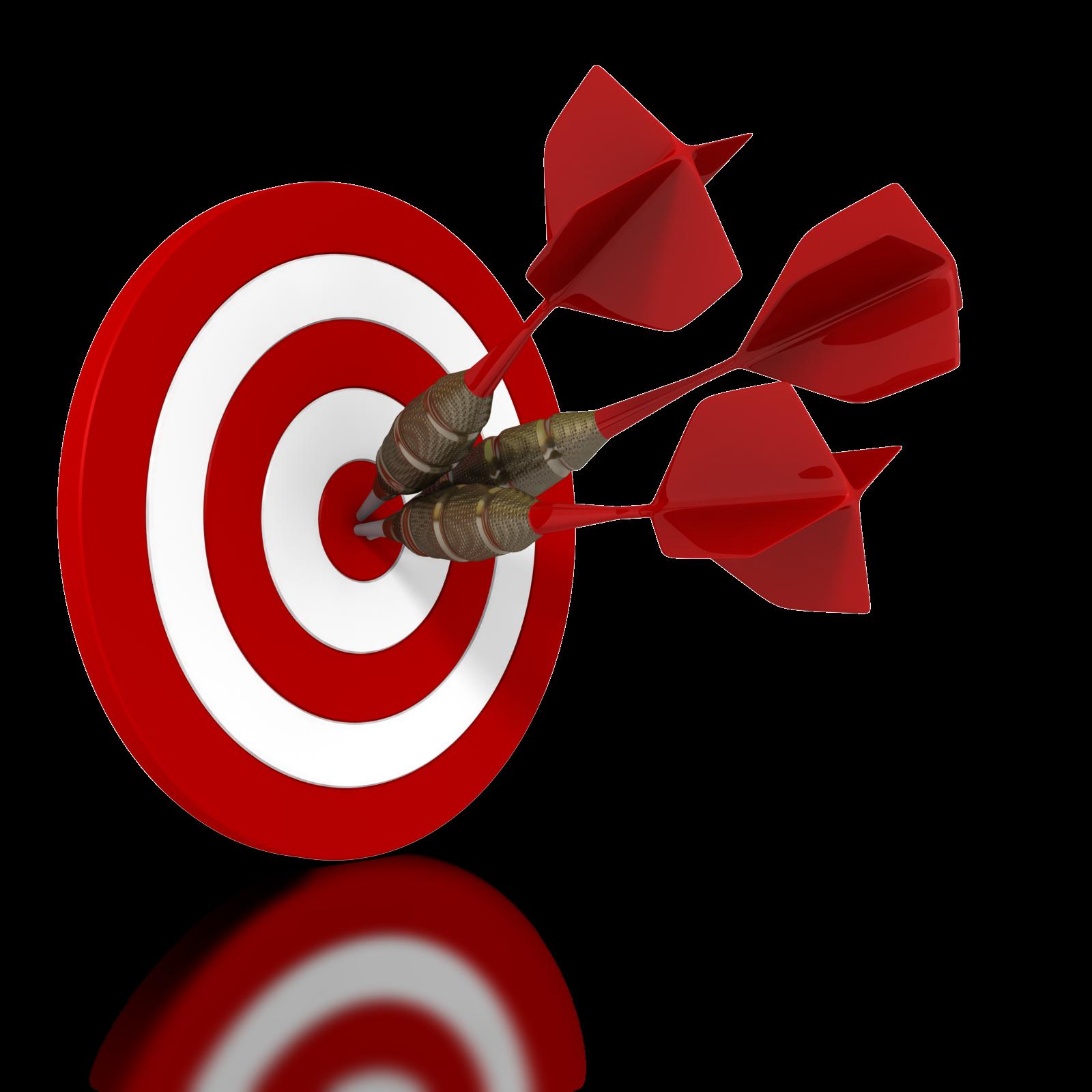 Goals clipart personal goal. Target jokingart com download