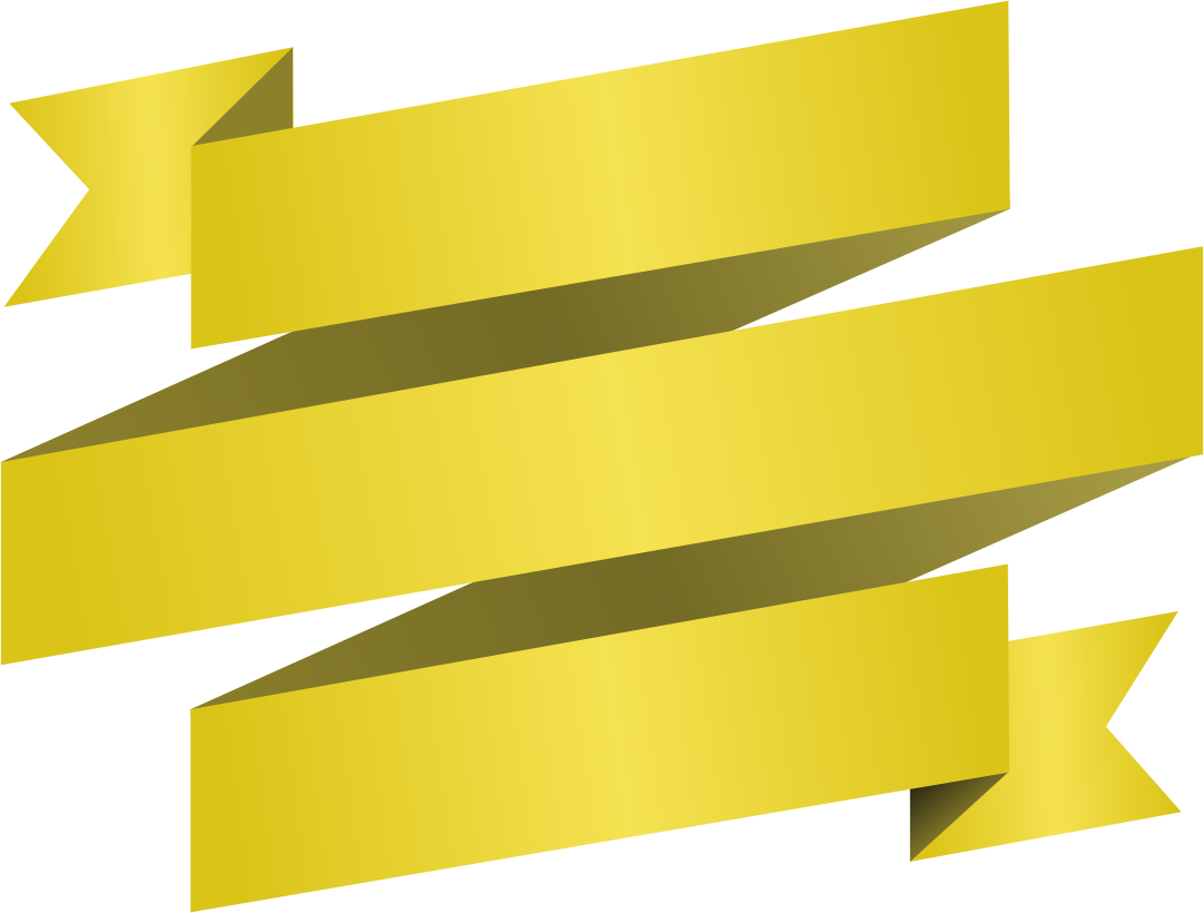 ribbon vector png