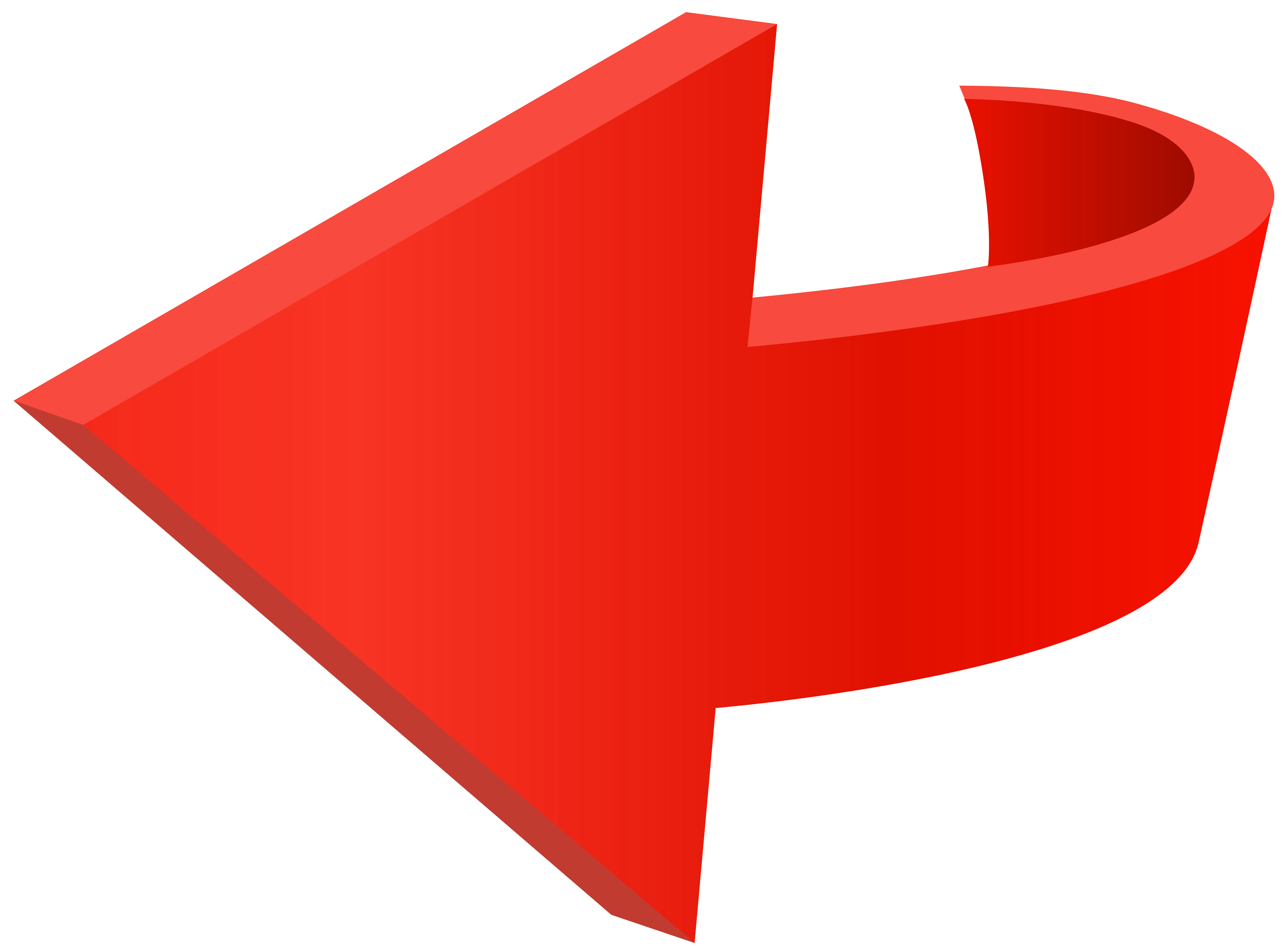 Left red transparent png. Warrior clipart arrow