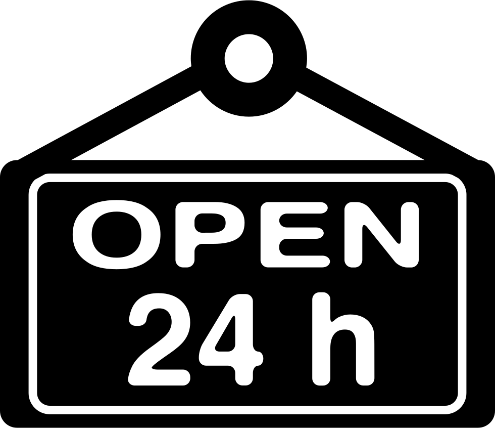 Open hours svg png. Clipart arrows signboard