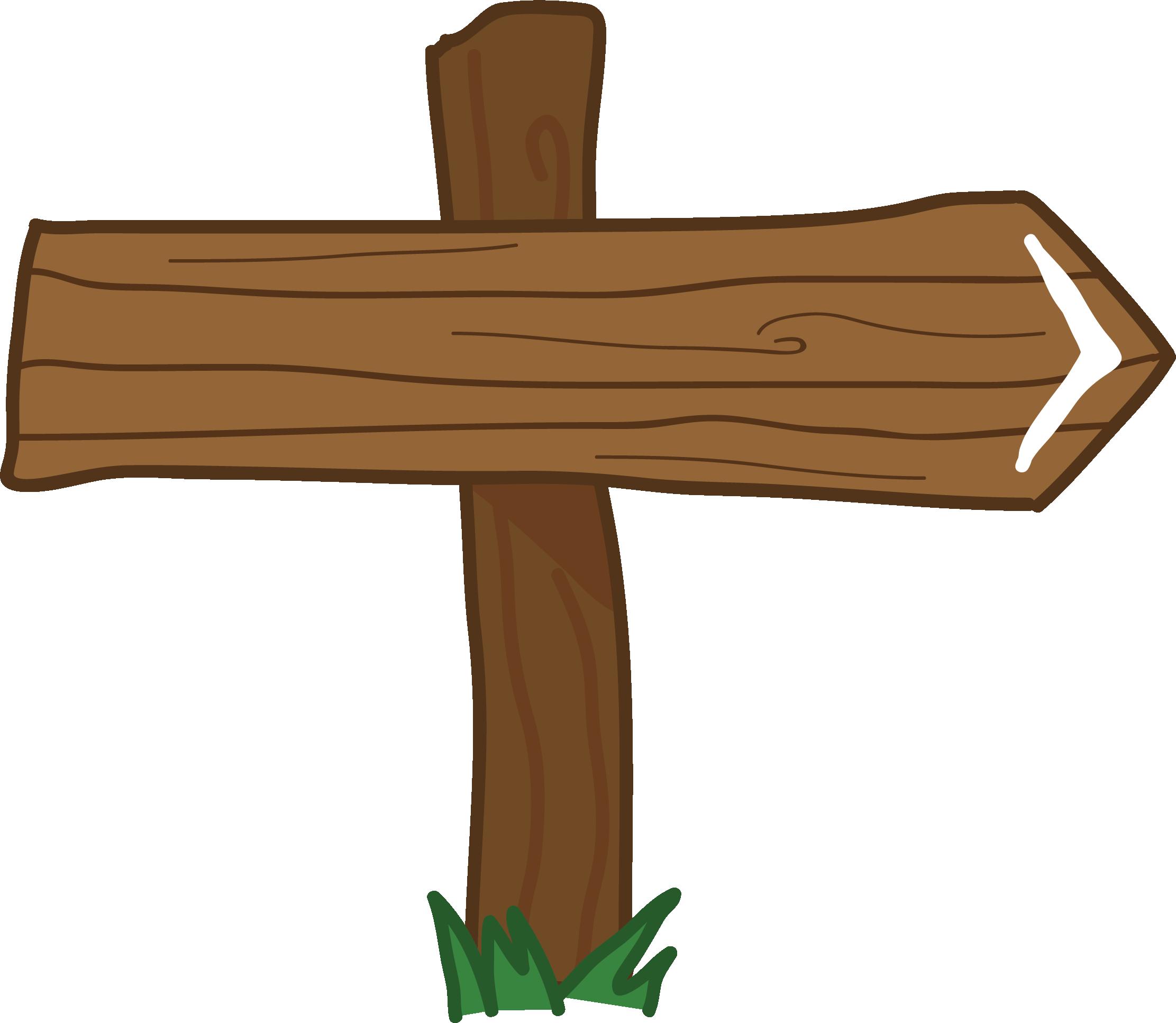 Wood arrow icon wooden. Clipart arrows signboard