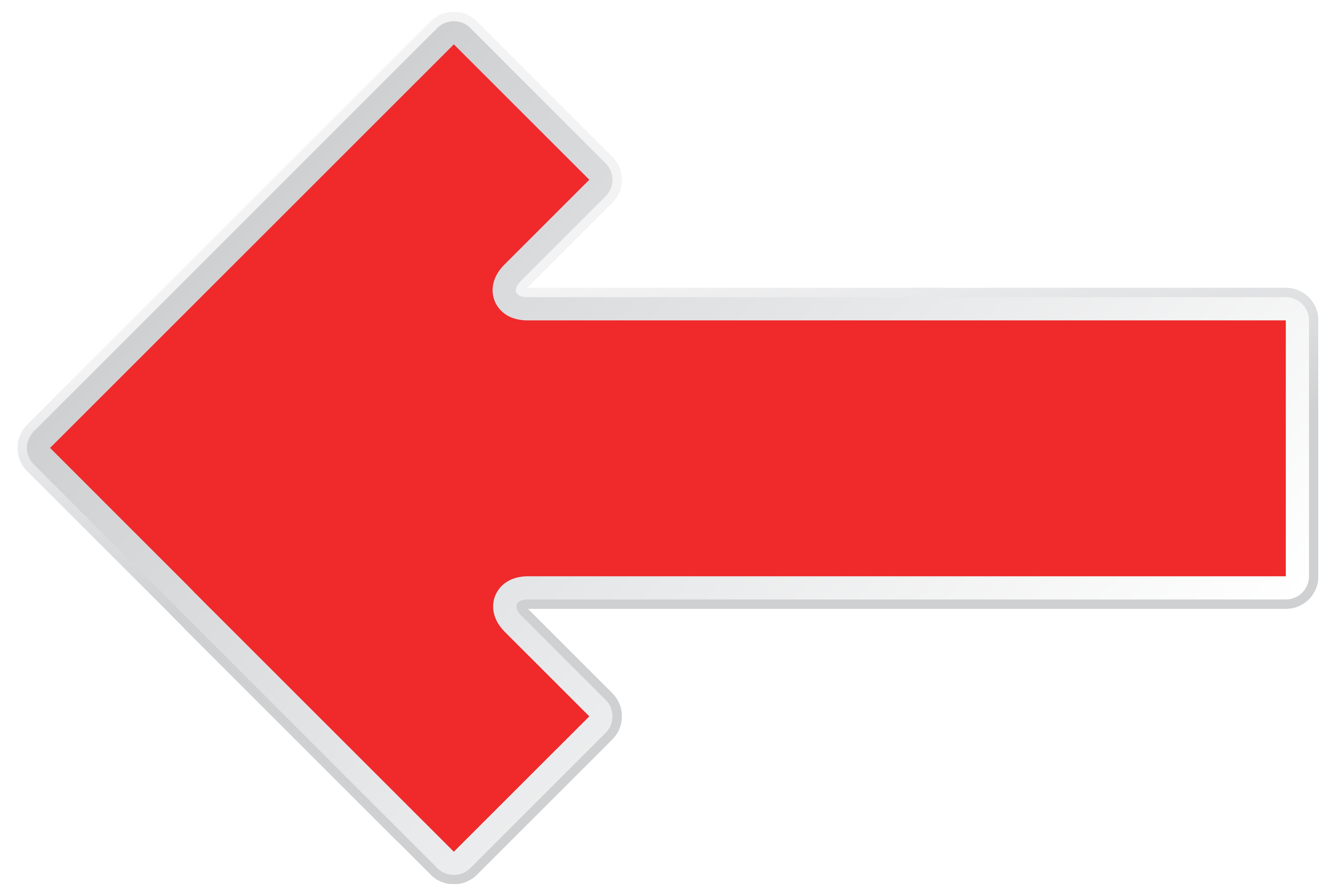 Arrow red left transparent. Clipart arrows weapon