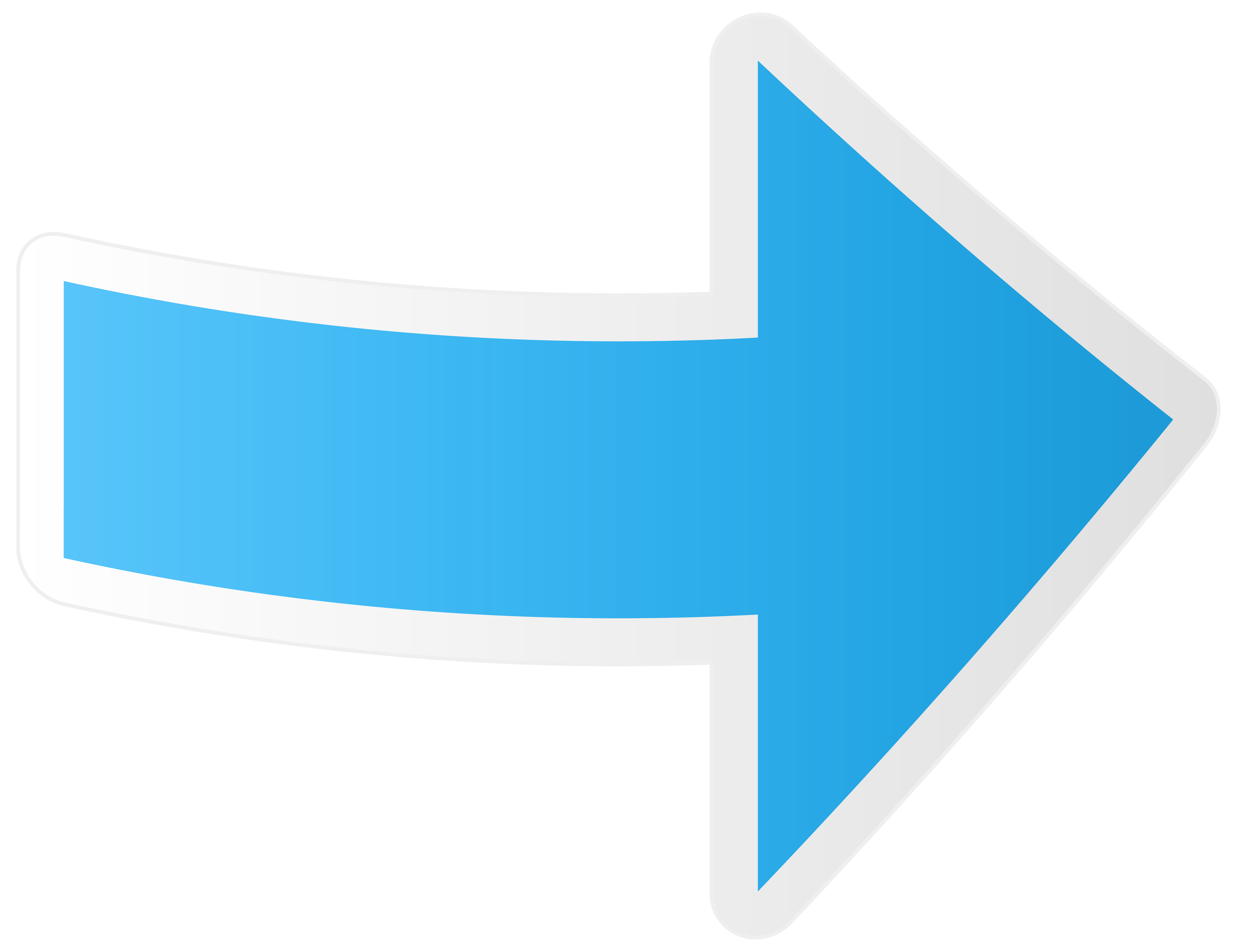 Blue arrow collection clip. Clipart arrows art deco