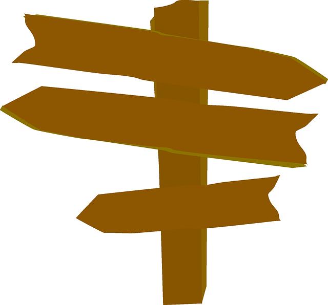 Free image on pixabay. Clipart road arrow