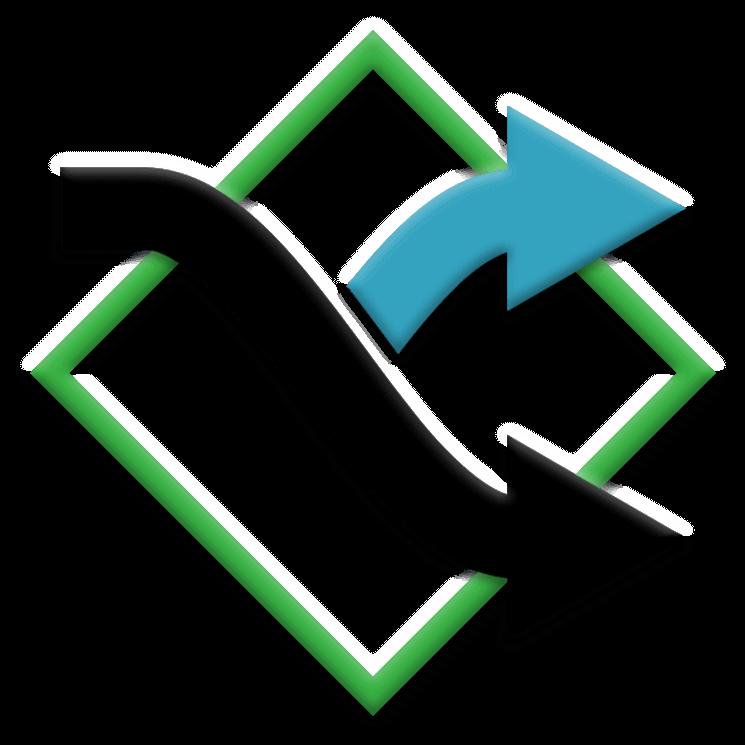 Logo design company the. Woodland clipart arrow