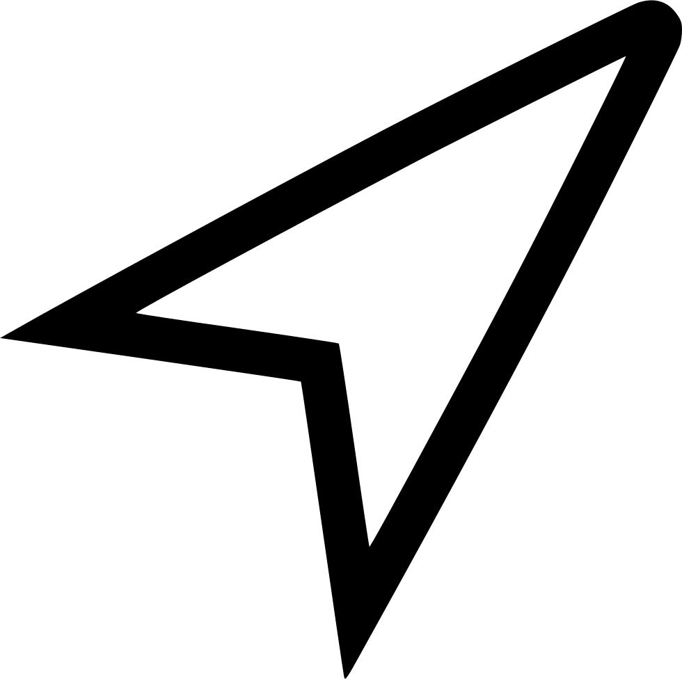 Compass arrow direction north. Clipart arrows faith
