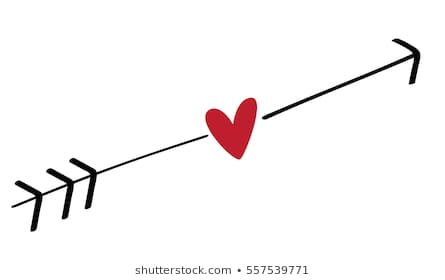 Clipart arrows heart. With hearts portal