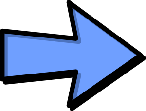 Clipart arrows kid. Arrow next clip art