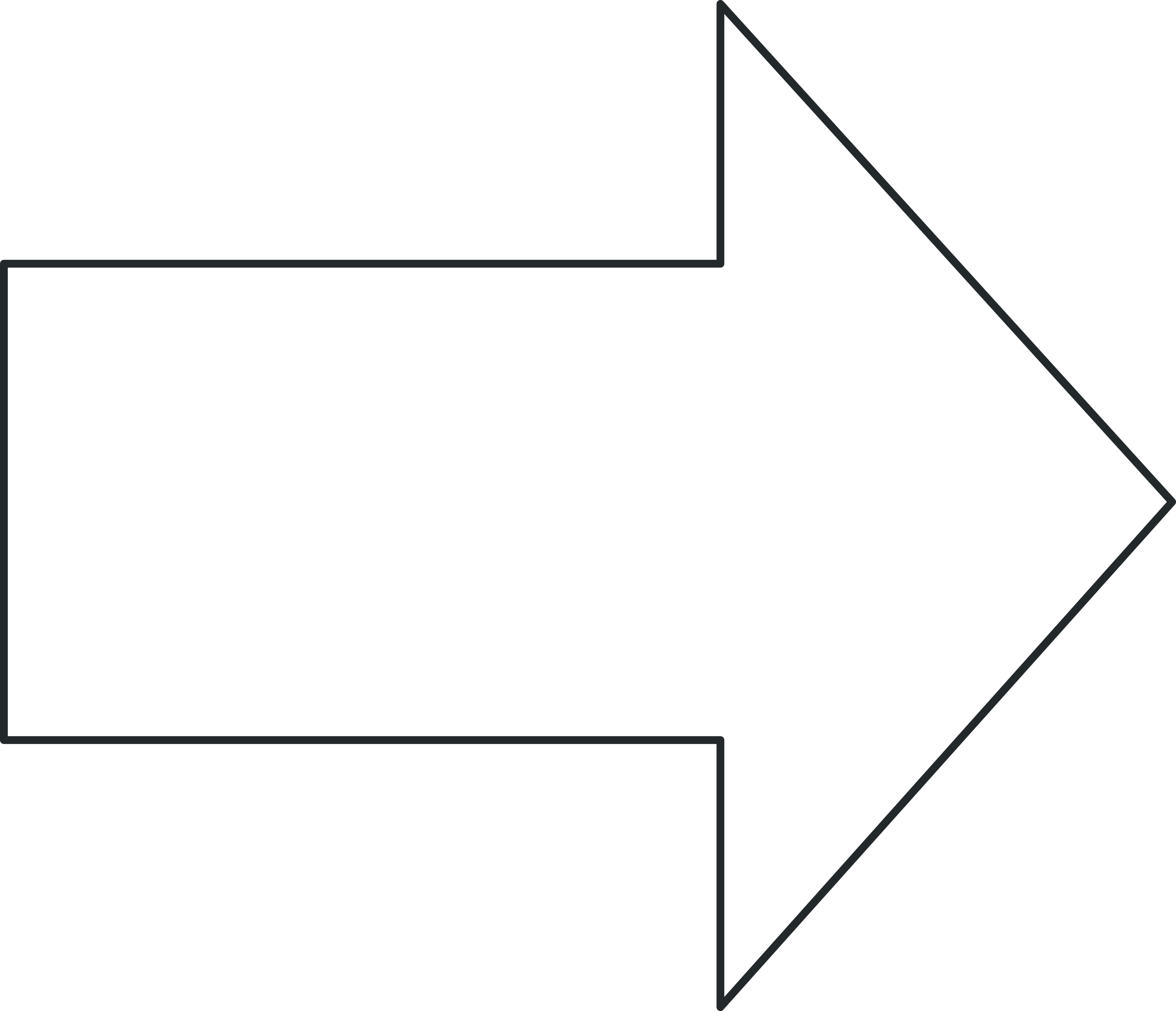 Motivation clipart arrow. Right black outline big