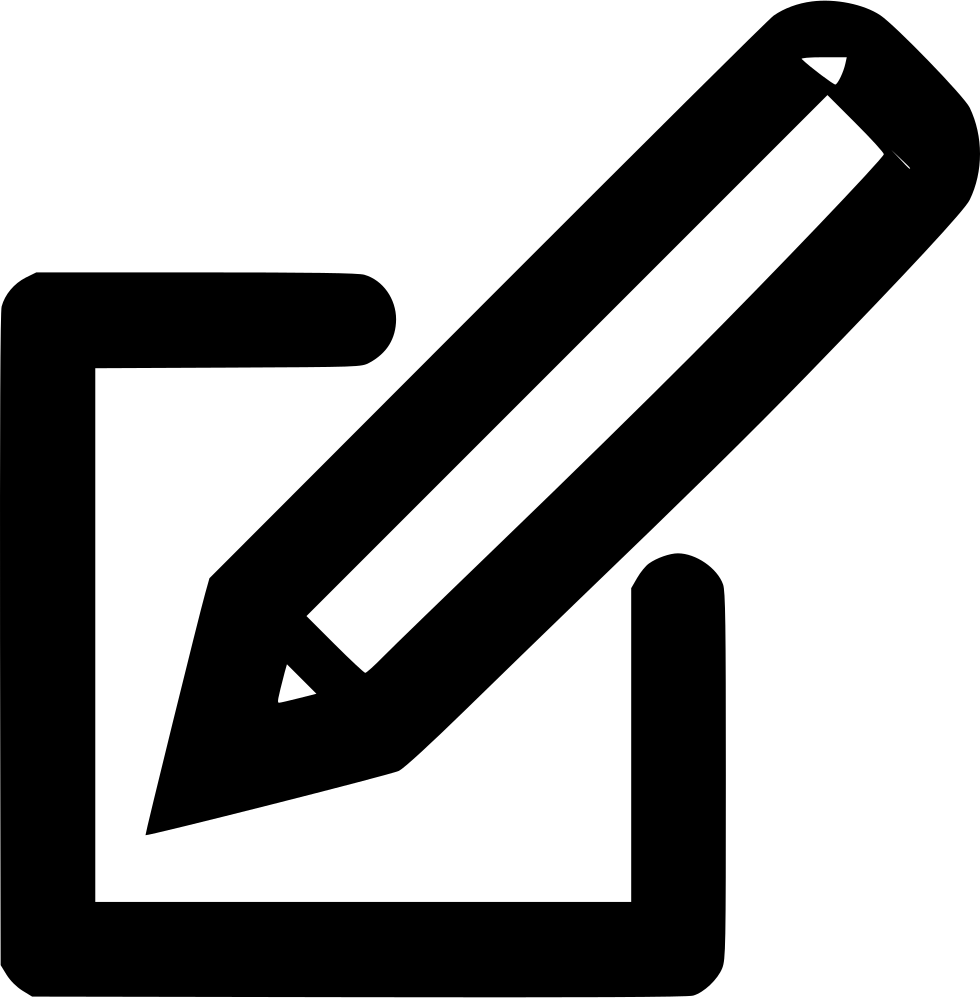 Edit write pencil page. Clipart pen personal statement