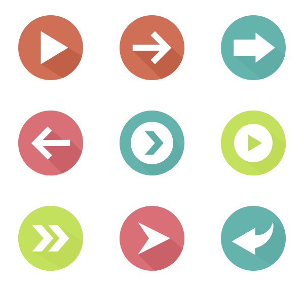 Arrow icon arrows icons. Mail clipart msg