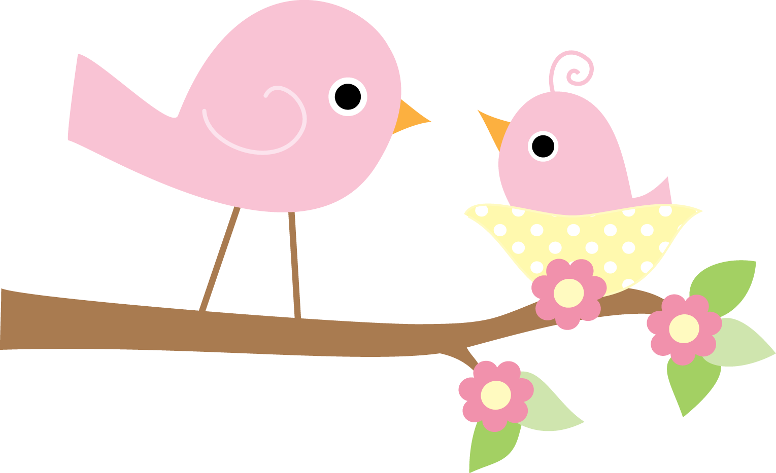 Schedule clipart cute. Pretty birds oh my