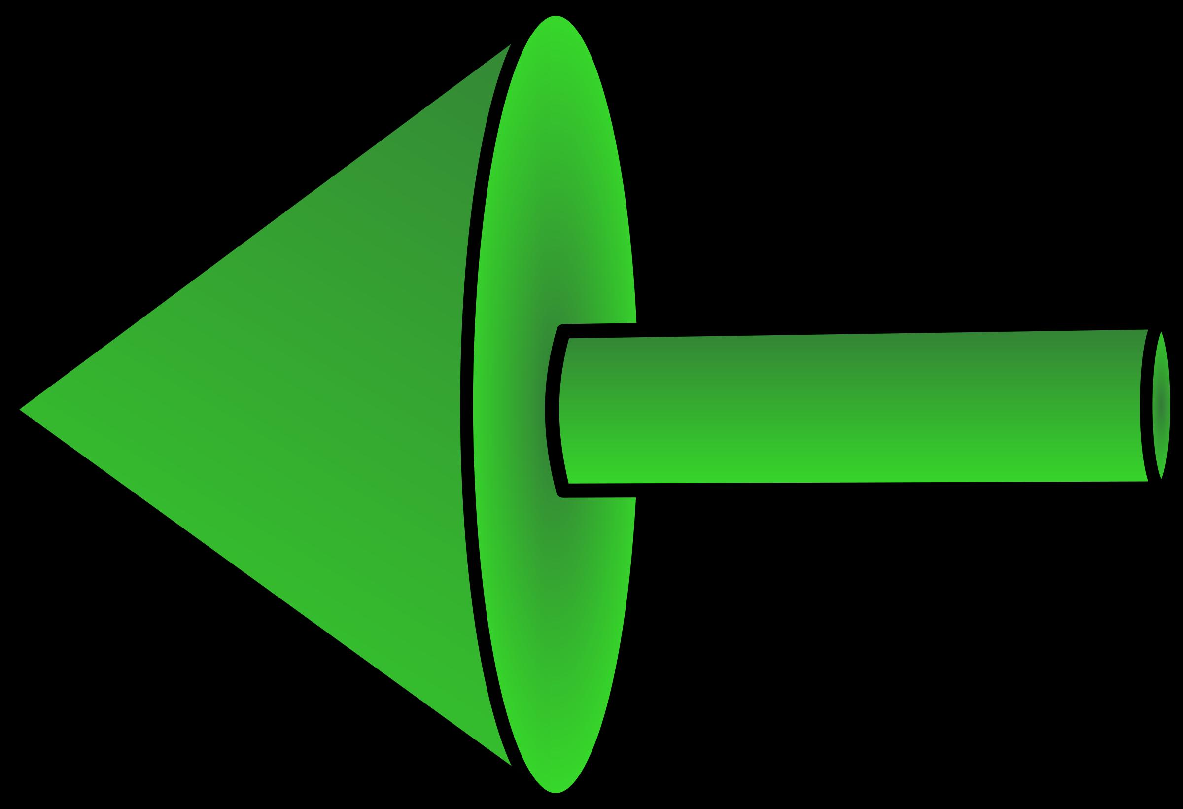 d arrow left. Clipart arrows wave