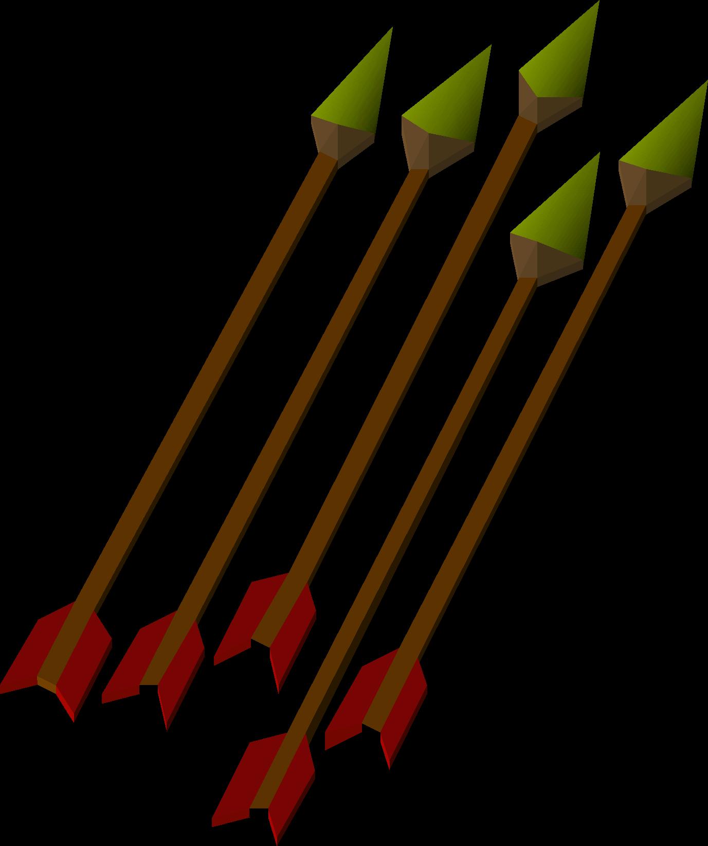 Bronze arrow old school. Clipart arrows weapon