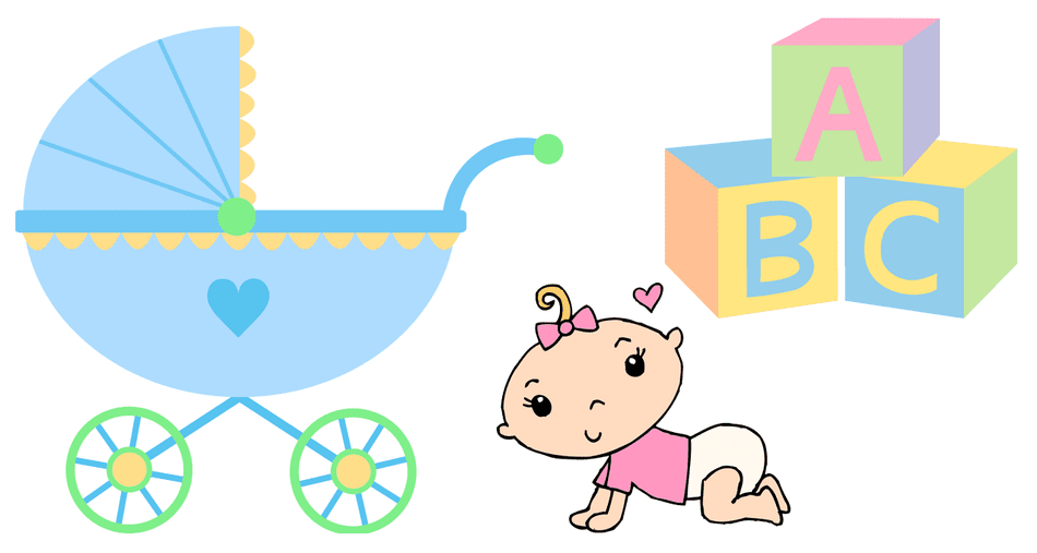 Clipart baby.  free clip art