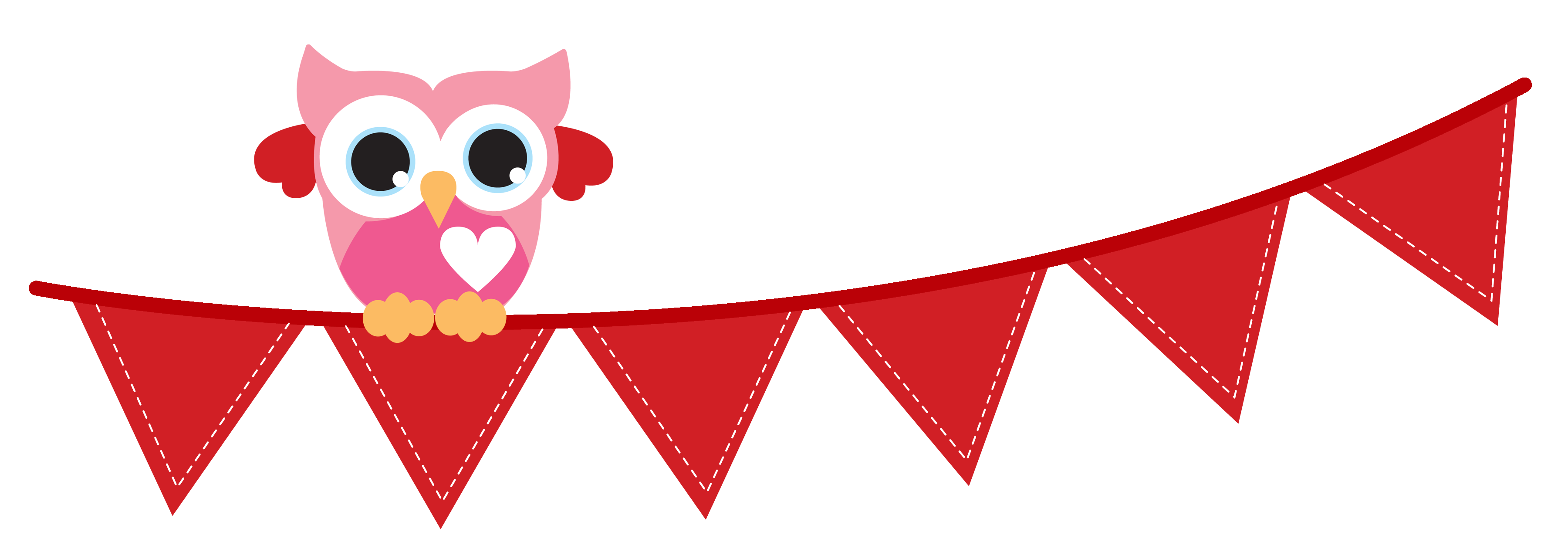 lace clipart bunting
